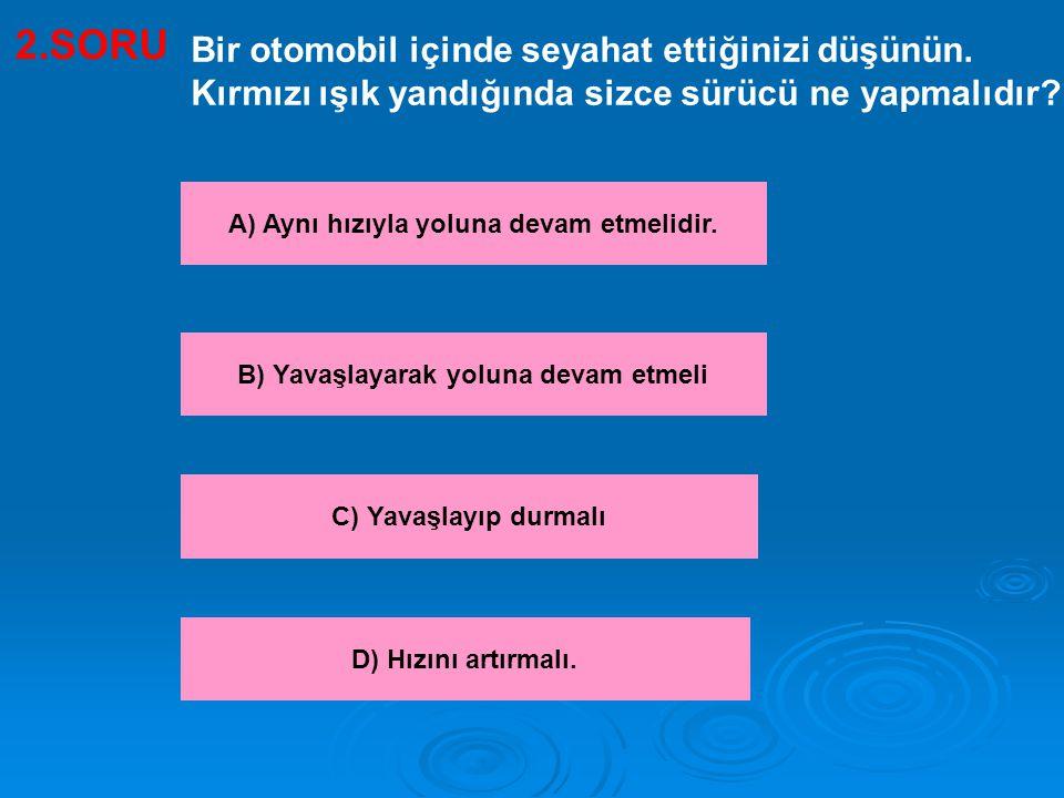 1.SORU Bayrağı direğe çekerken hangi kuvvet türünden yararlanırsınız? A) İTEREK B) ÇEKEREK C) DÖNDÜREREK D) BÜKEREK