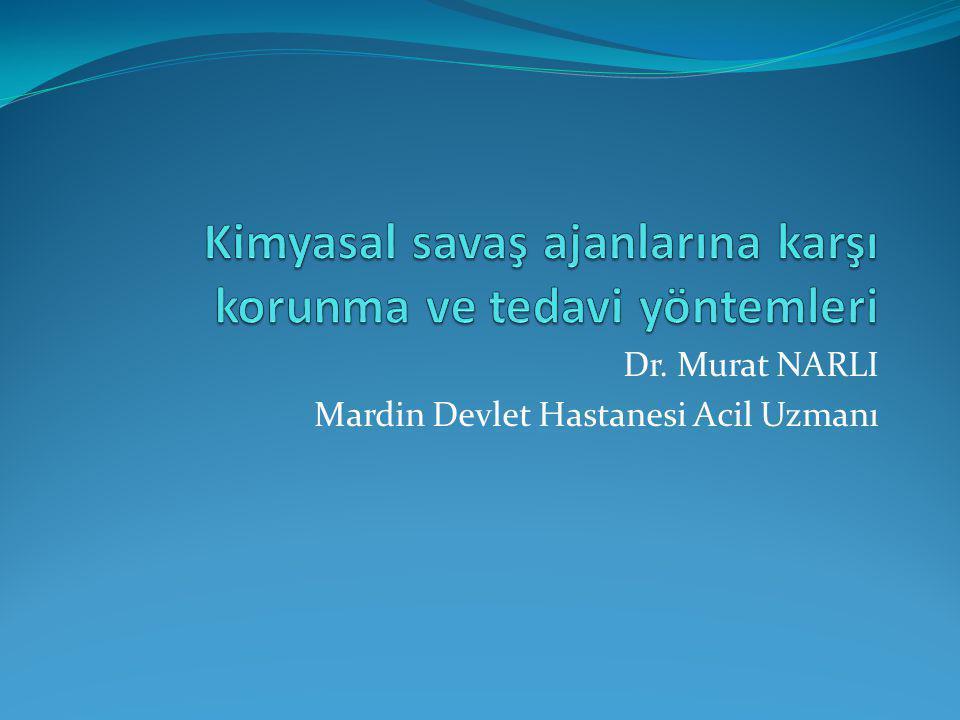 Dr. Murat NARLI Mardin Devlet Hastanesi Acil Uzmanı