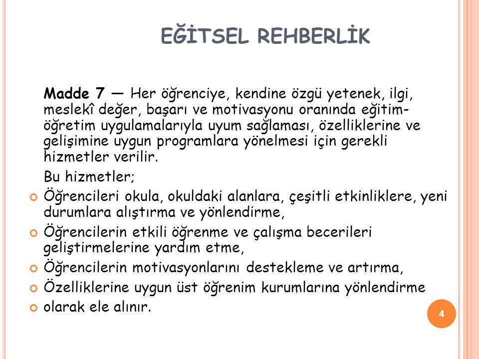 BEP BİRİMİ KİMLERDEN OLUŞUR.31.