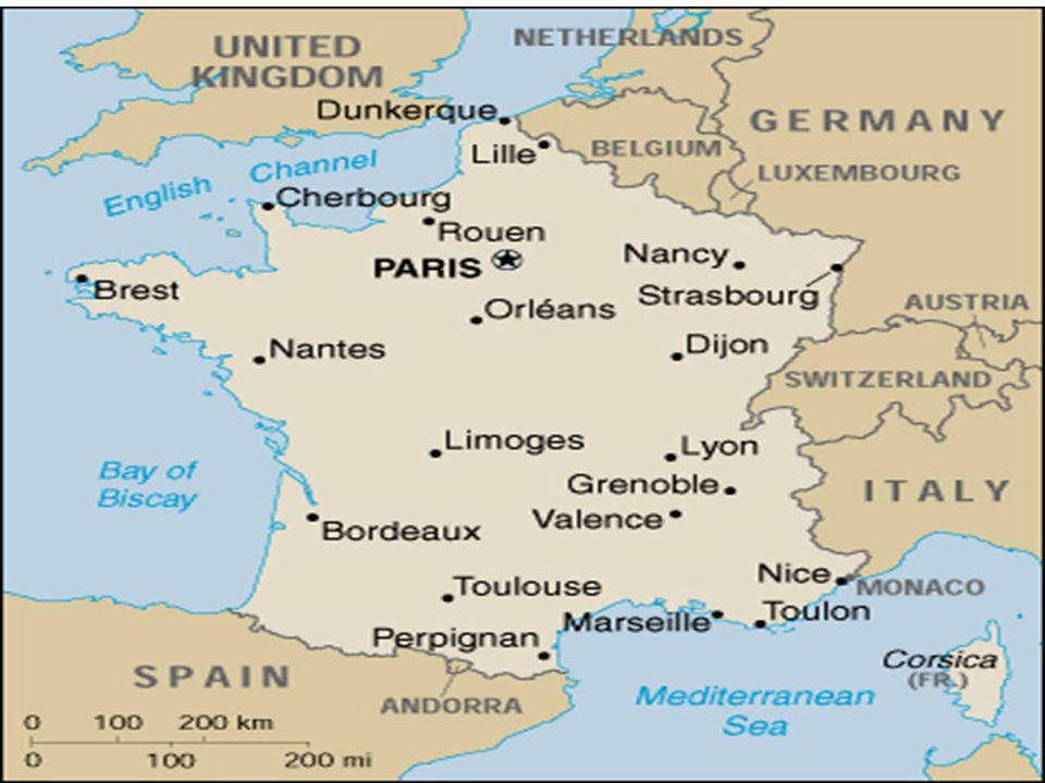 GENEL BİLGİLER Resmi Adı: Fransa Cumhuriyeti Yönetim biçimi: Parlamenter Başkanlık Tipi Cumhuriyet Başkent: Paris Resmi Dil: Fransızca Para birimi: Euro (EUR) Yüzölçümü: 547.030 km 2 Nüfusu: 63.587.700(temmuz 2006 verileri) Nüfus Yoğunluğu(km 2 başına): 110 kişi Gelişmişlik Endeksi: 0.961( 8.- yüksek ) (http://tr.wikipedia.org/wiki/Fransa) Resmi Adı: Fransa Cumhuriyeti Yönetim biçimi: Parlamenter Başkanlık Tipi Cumhuriyet Başkent: Paris Resmi Dil: Fransızca Para birimi: Euro (EUR) Yüzölçümü: 547.030 km 2 Nüfusu: 63.587.700(temmuz 2006 verileri) Nüfus Yoğunluğu(km 2 başına): 110 kişi Gelişmişlik Endeksi: 0.961( 8.- yüksek ) (http://tr.wikipedia.org/wiki/Fransa)