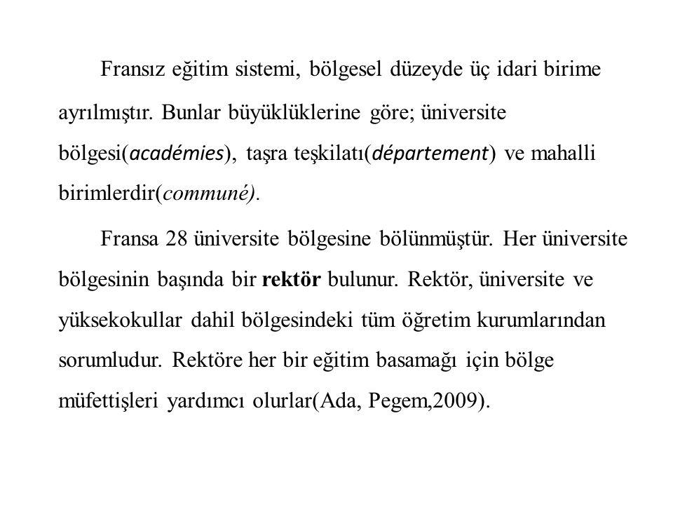 2-Orta Dereceli Meslek Diploması Programı: Bir yıl süreyle çeşitli meslek dallarında daha kapsamlı bir mesleki uzmanlık eğitiminin verildiği bu programa 10.
