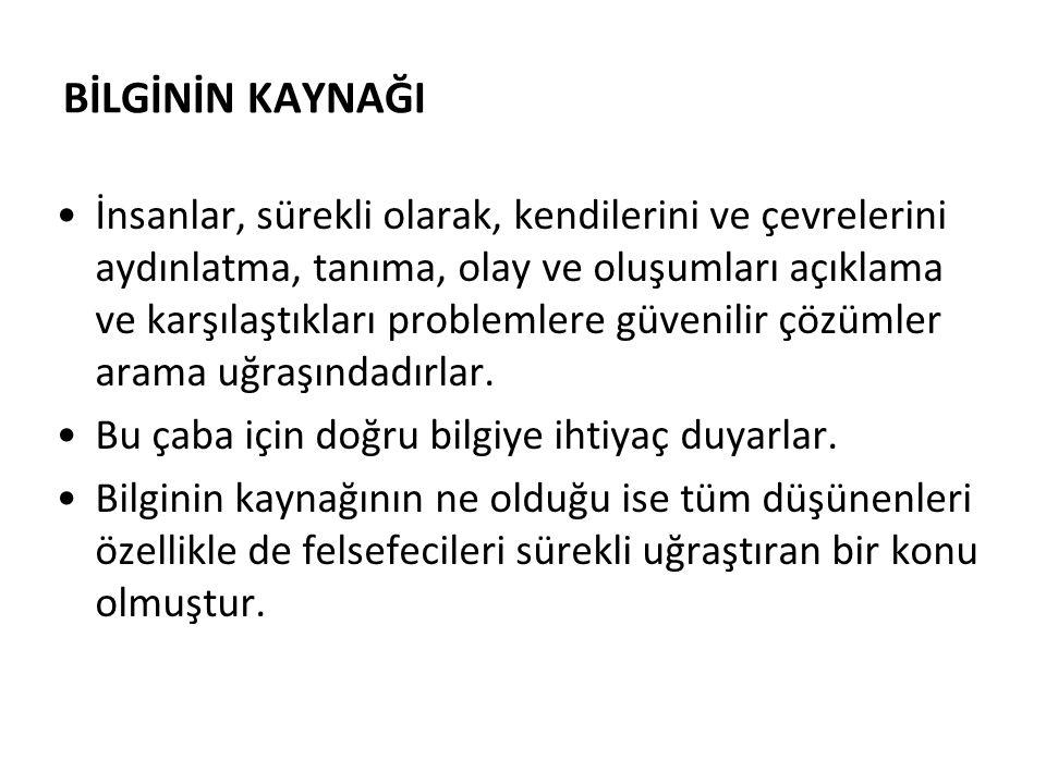 BİLİM KAVRAMI b.