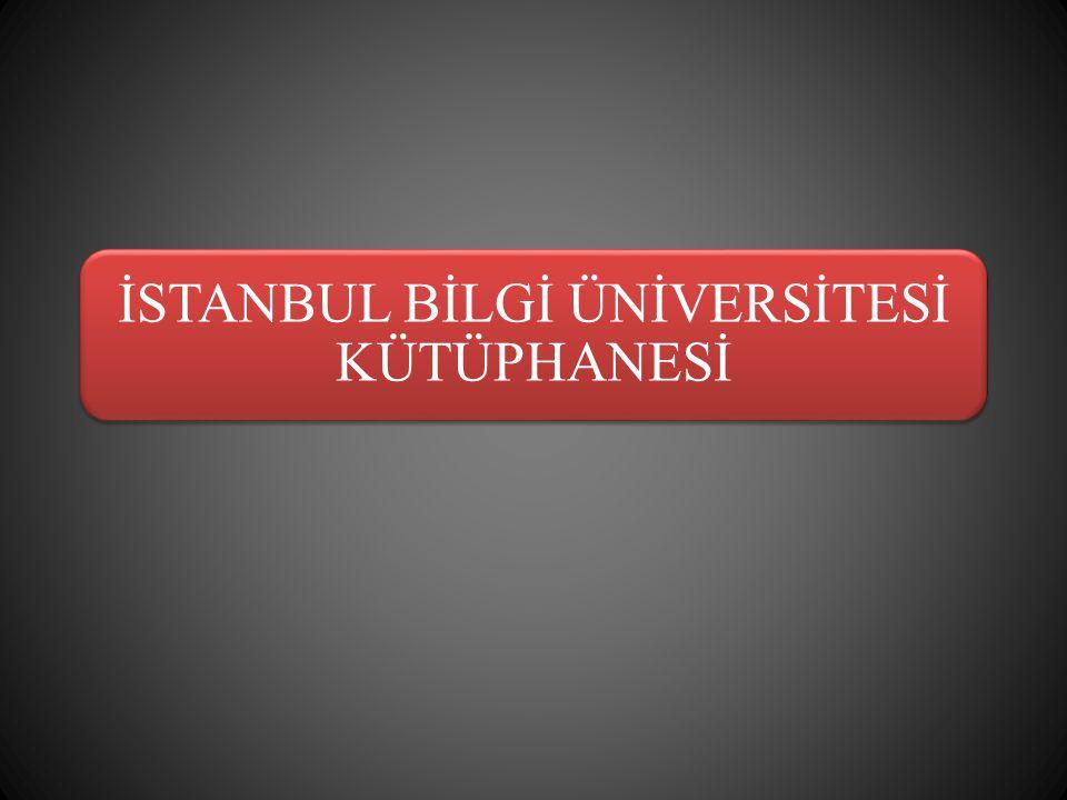 YERLEŞİM VE HİZMETLER Kütüphanelerimiz Kuştepe, Dolapdere, Santral kampüslerinde bulunmaktadır.