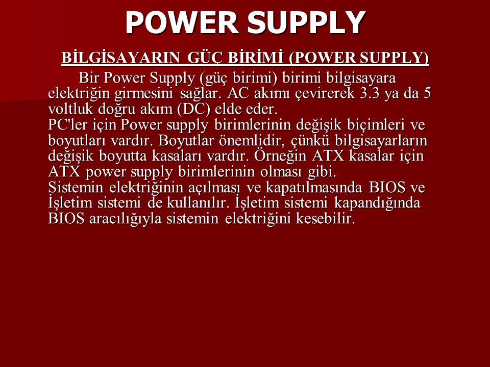 Kesintisiz güç kaynağının kullanım amacı, üzerinde bağlı bulunan sistemlerin korunması ve şebeke enerjisinin kesilmesi durumunda sistemin beslenmesinin bir süre daha devam ettirilmesidir.