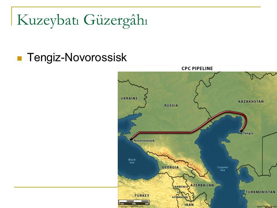 Kuzeybat ı Güzergâh ı Tengiz-Novorossisk