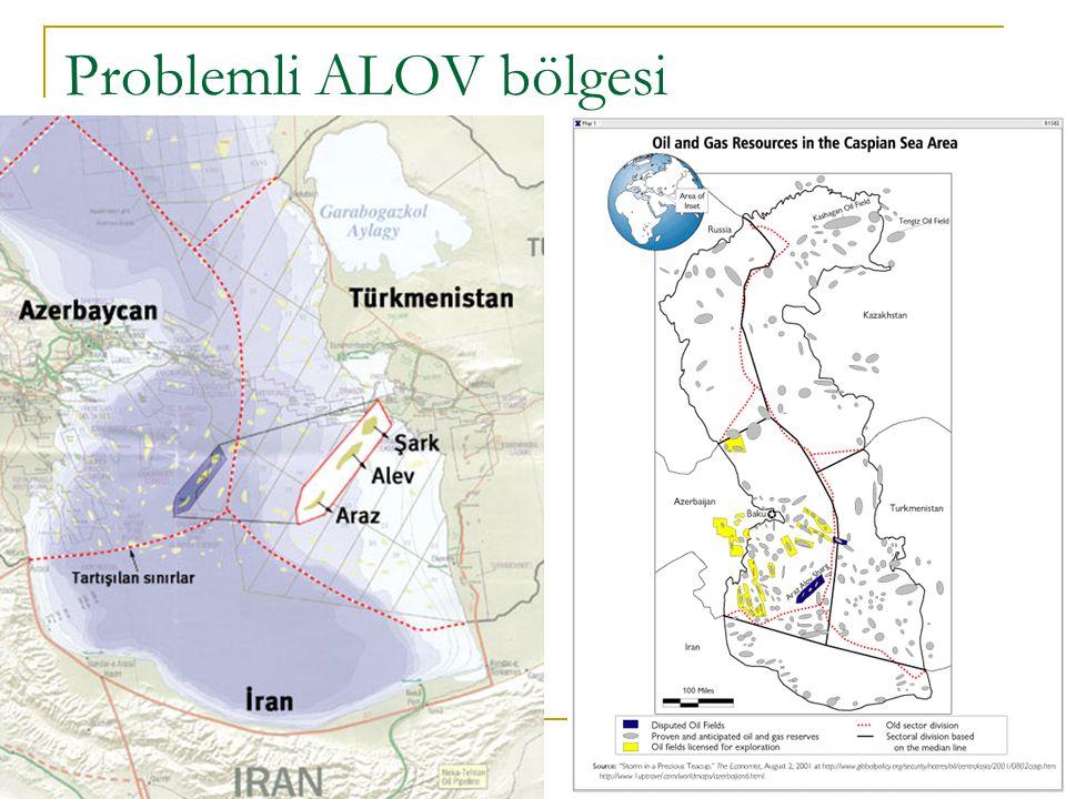 Problemli ALOV bölgesi