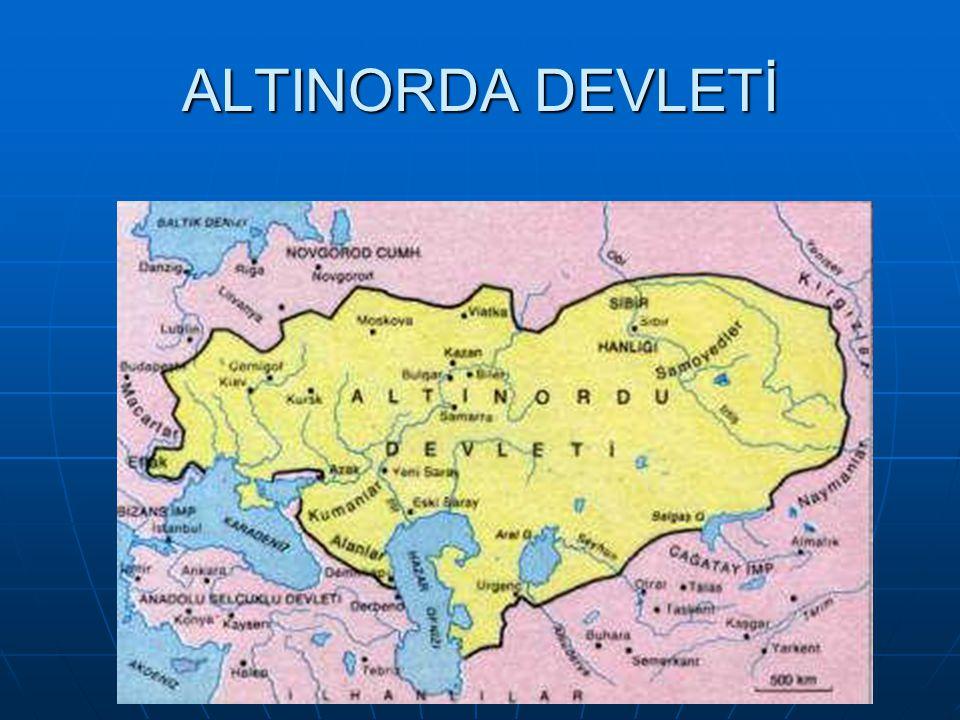 ALTINORDA DEVLETİ