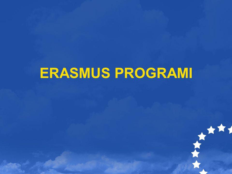 Erasmus Nedir.Yükseköğrenimde öğrenci ve öğretim elemanı odaklı LLP/Erasmus programı.