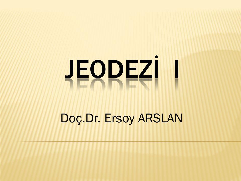 Doç.Dr. Ersoy ARSLAN