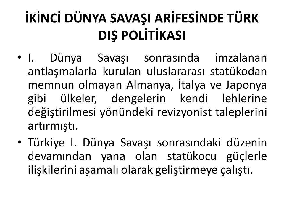 DIŞ POLİTİKADA ÇOK YÖNLÜLÜĞE GEÇİŞ ÇABALARI (1964-1980) Kıbrıs'a «Barış Harekatı» Kıbrıs sorunu 1950'lerden itibaren Türk dış politikasına girdi ve her zaman güncelliğini korudu.