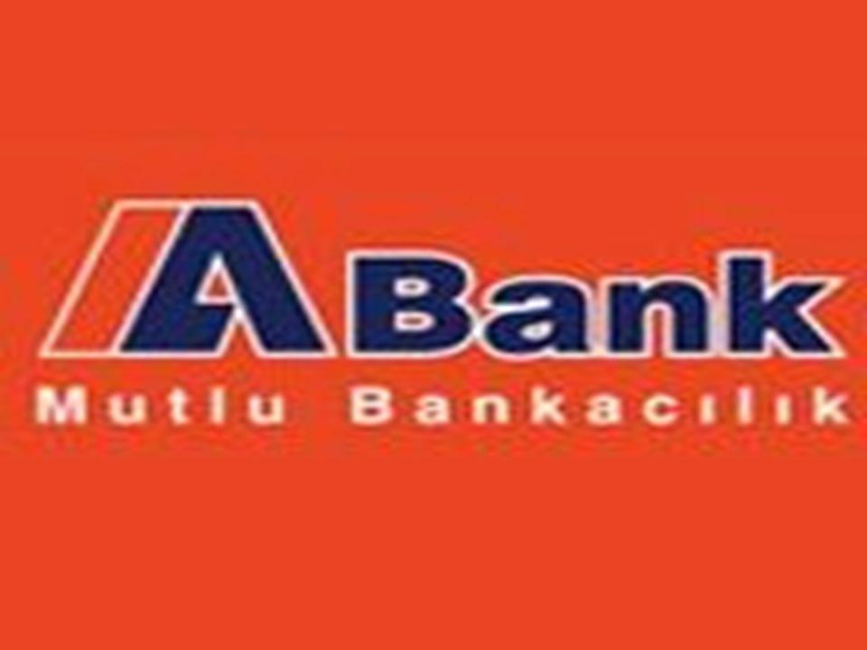 Tarihçesi  ABank (ABank), Doğan Grubu bünyesinde 1991 yılında bankacılık faaliyetlerine başladı.