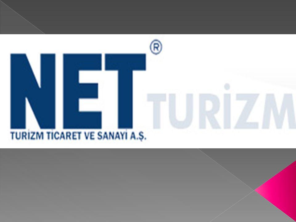 Net Şirketler Grubu'nun kökeni Net Turizm A.Ş.'de başlayan başarılı girişimcilik hikayesidir.