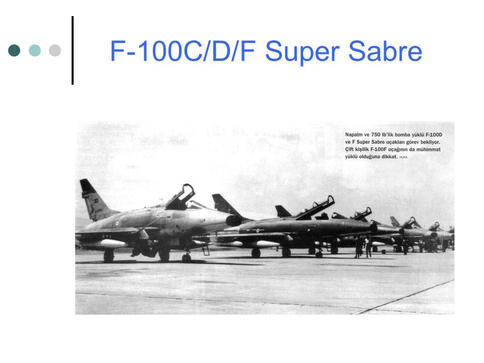 F-100C/D/F Super Sabre