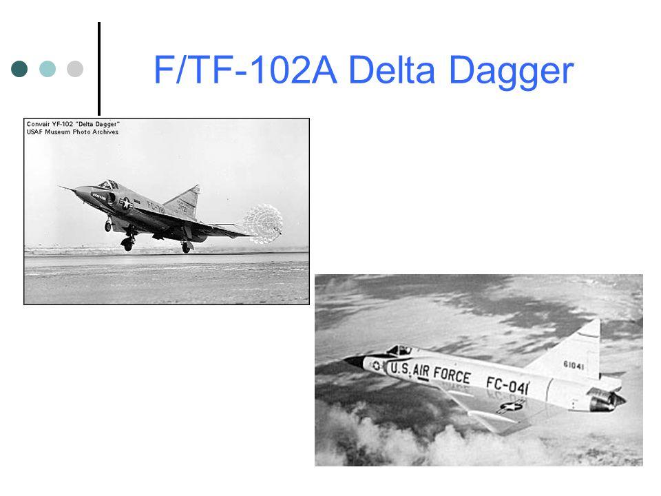 F/TF-102A Delta Dagger