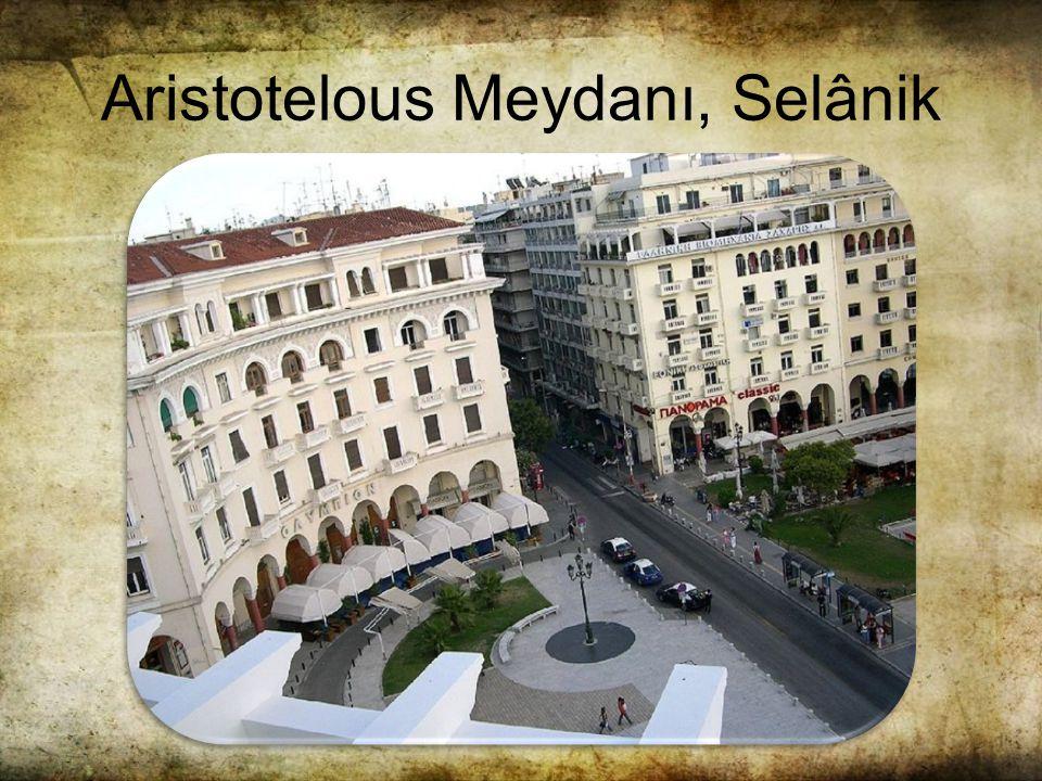 Aristotelous Meydanı, Selânik