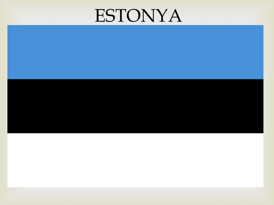   Estonya topraklarında geçmişteki buzulların tesiri yaygın olarak görülür.
