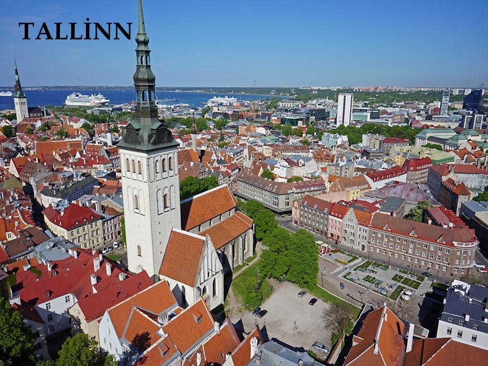   Estonya Baltık Denizi nin doğu kıyılarında, rakımı 50 metre olan bir alandadır.