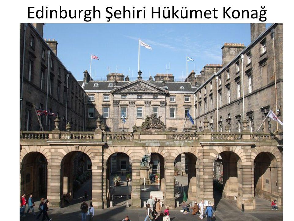 Edinburgh Şehiri Hükümet Konağ