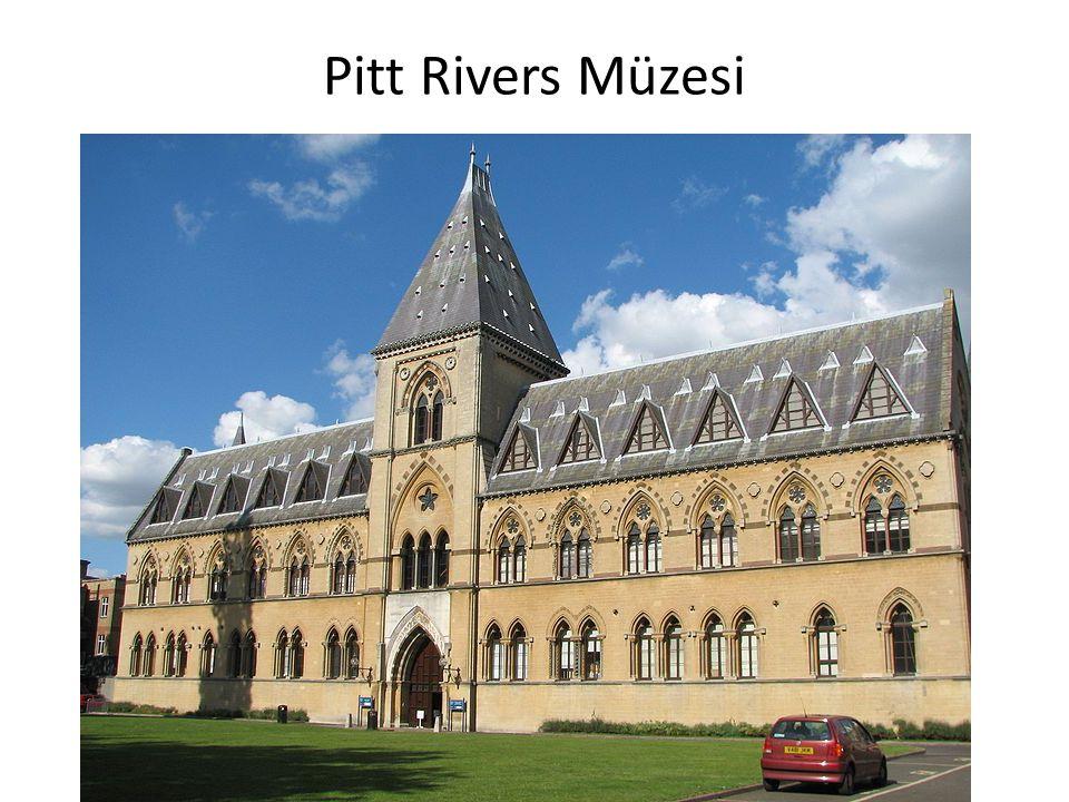 Pitt Rivers Müzesi
