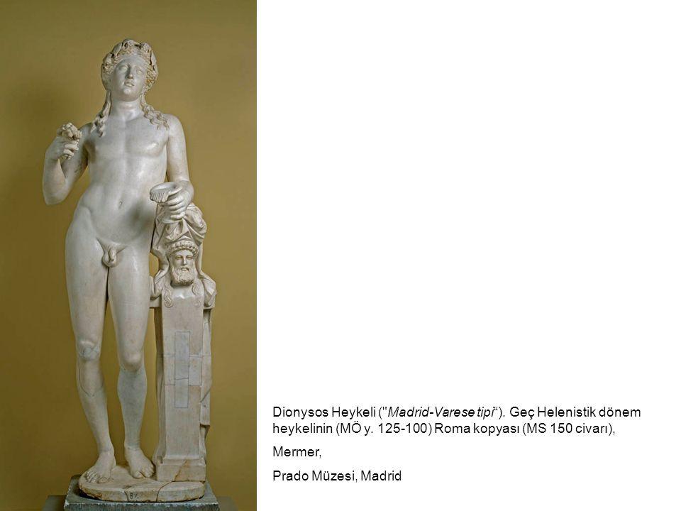 Dionysos Heykeli (