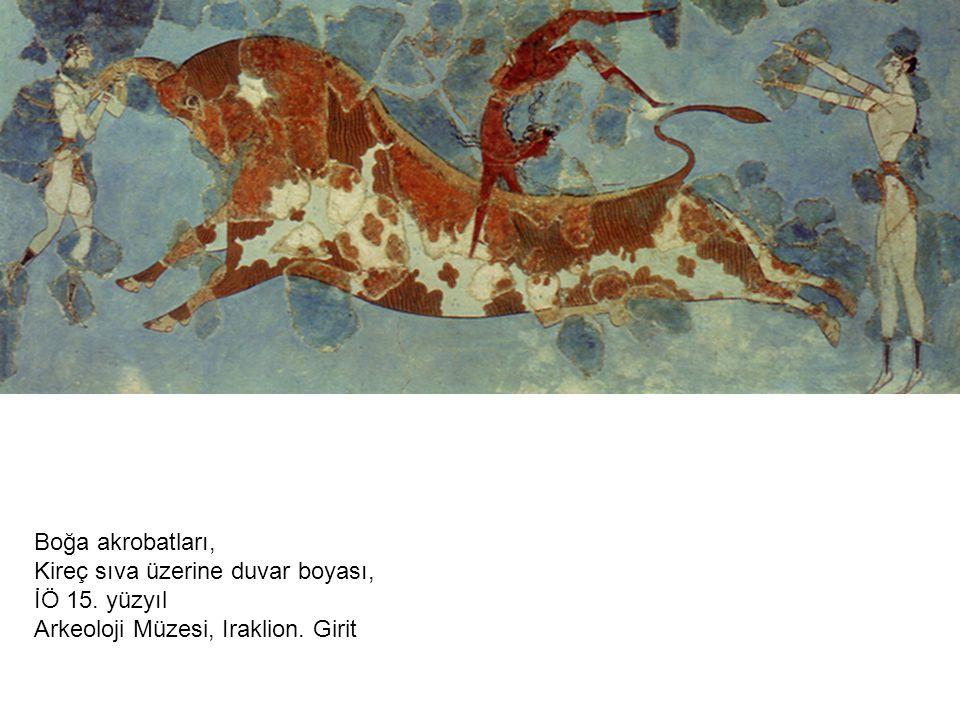 Krater formunda kap, Miken seramiği MÖ 13.