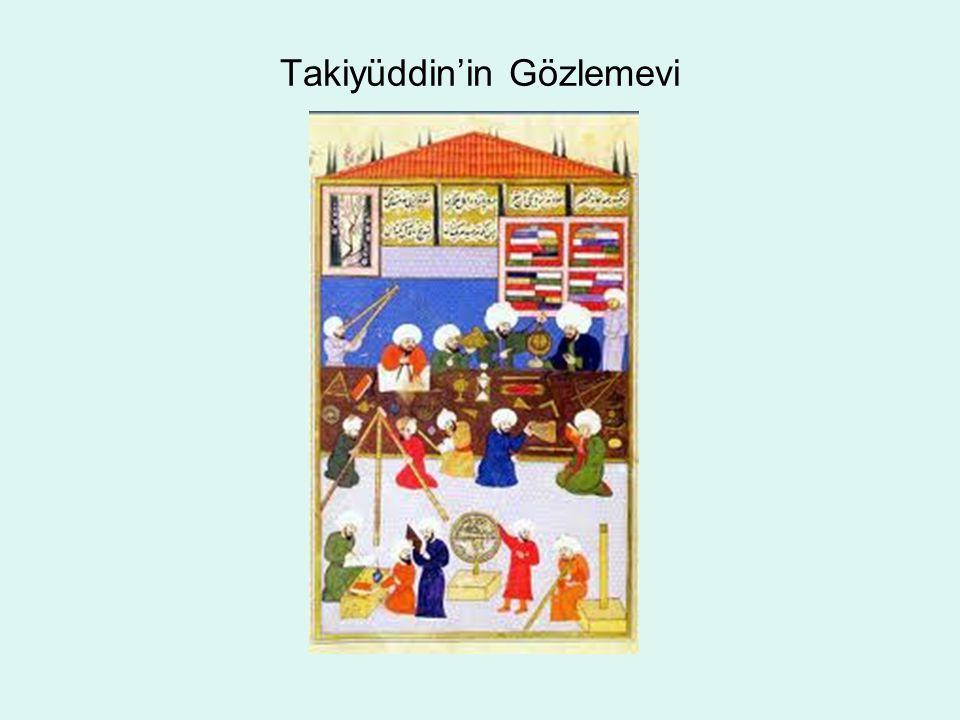 Takiyüddin'in Gözlemevi