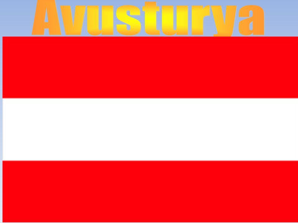 Avusturya Yüz ölçümü:83.855 km 2 Nüfusu:8.150.835 İdare şekli:Federal Cumhuriyet Başkenti:Viyana Önemli şehirleri :İnsbruck, Graz, Salzburg, Linz Dili:Almanca Dini:Hıristiyanlık Para birimi:E4r6
