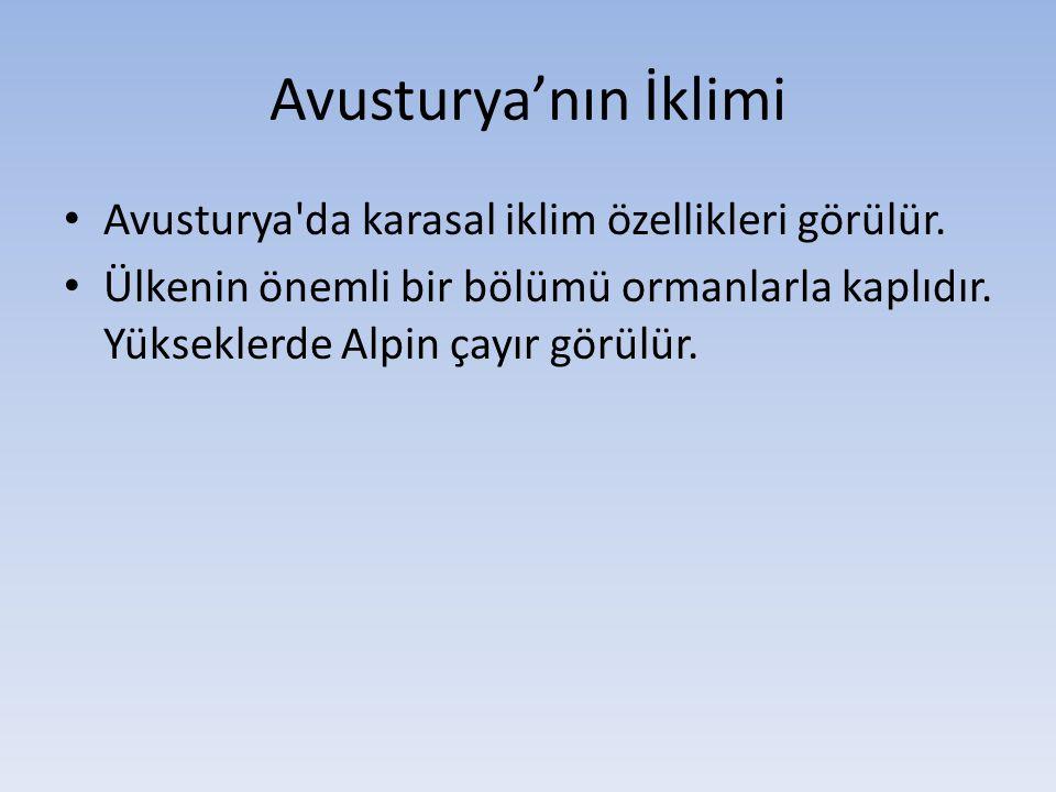 Avusturya – Türkiye İlişkileri Türkiye – Avusturya arası ilişkiler gelişmiştir.
