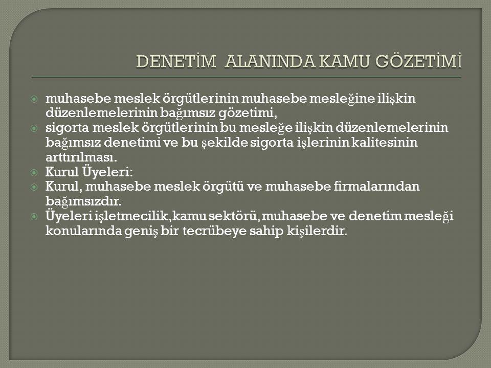  TTK'nun uygulanması  MADDE 31 (1) Bu Kanun Hükmünde Kararnamede hüküm bulunmayan hallerde 13/1/2011 tarihli ve 6102 sayılı Türk Ticaret Kanununun ba ğ ımsız denetimle ilgili hükümleri uygulanır.