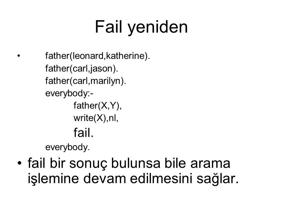 Fail yeniden father(leonard,katherine).father(carl,jason).