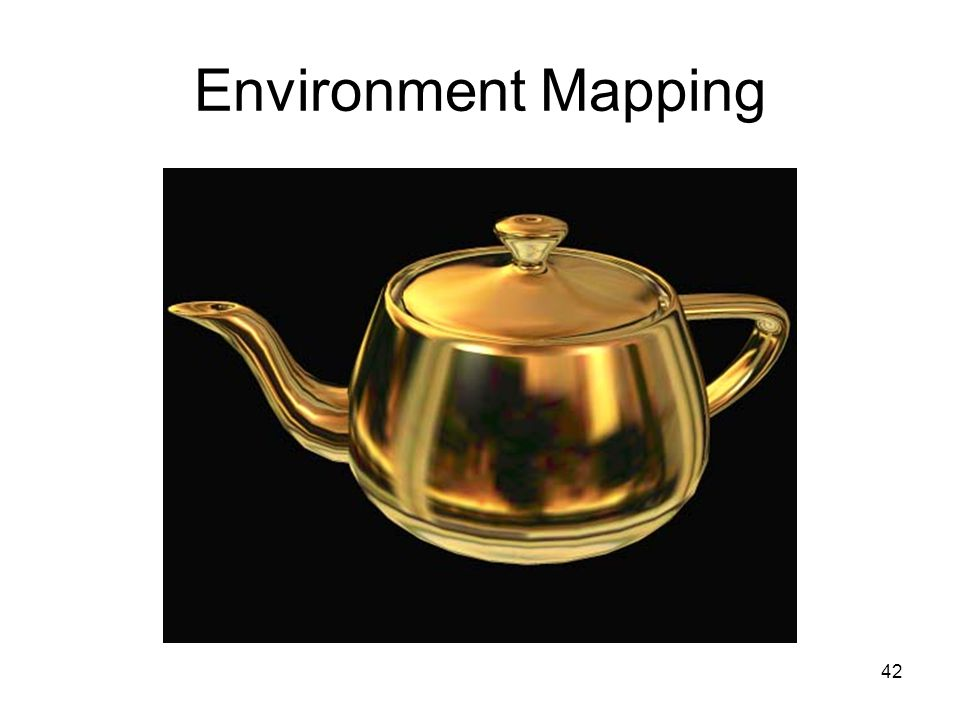 42 Environment Mapping