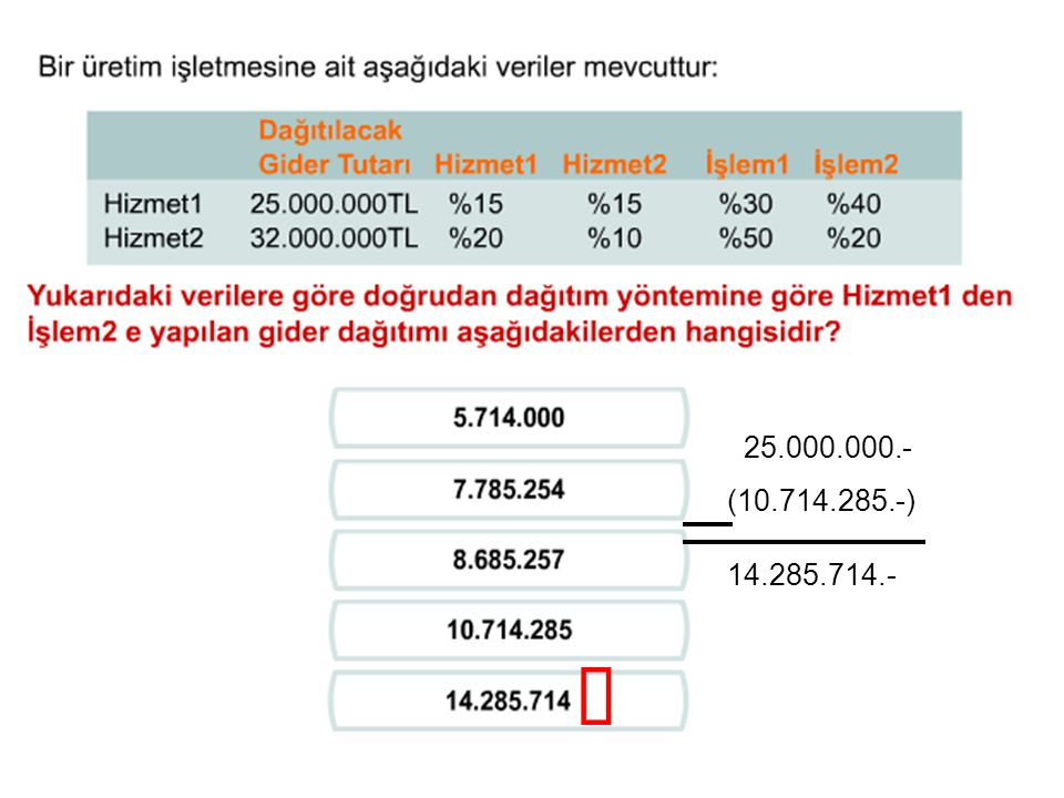 25.000.000.- (10.714.285.-) 14.285.714.-