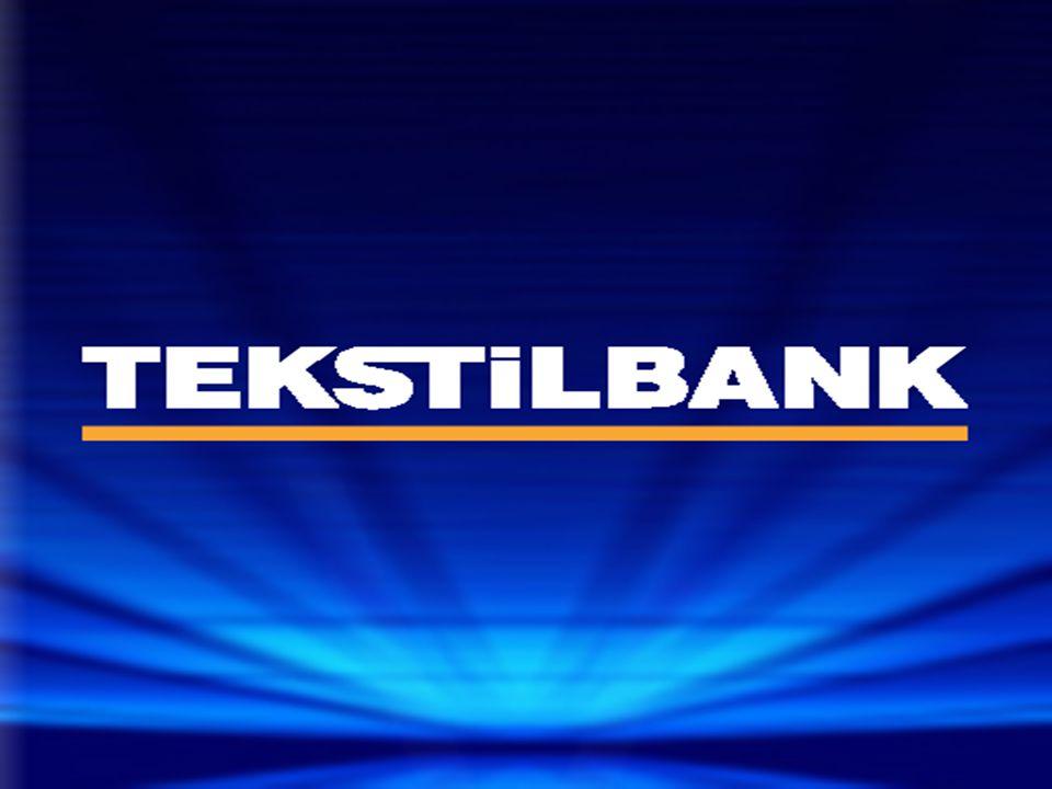 Tekstilbank ; 1986 yılında tekstil sektörünün genel olarak faaliyet gösteren Rüştü Akın ın sahibi olduğu, Akın Şirketler Grubu tarafından kuruldu.