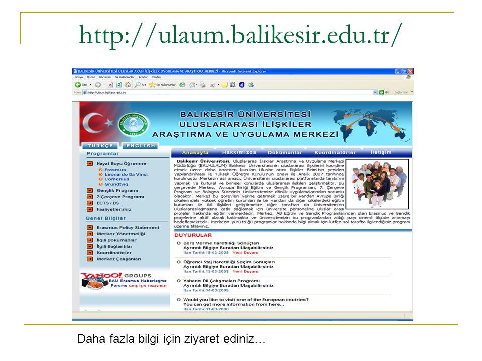 http://ulaum.balikesir.edu.tr/ Daha fazla bilgi için ziyaret ediniz…