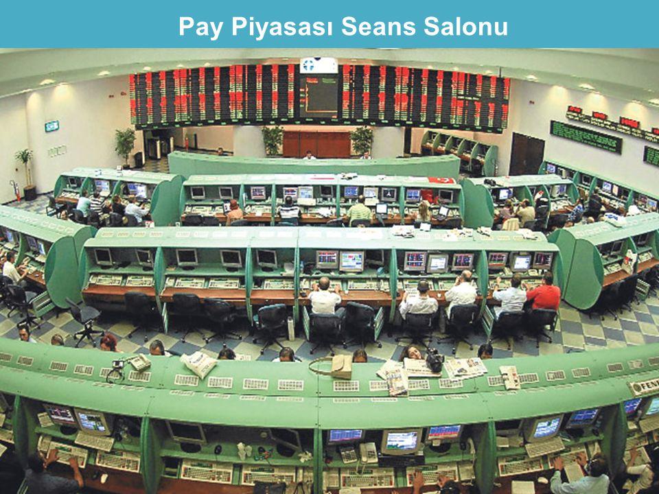 Pay Piyasası Seans Salonu 01.01.2013 01