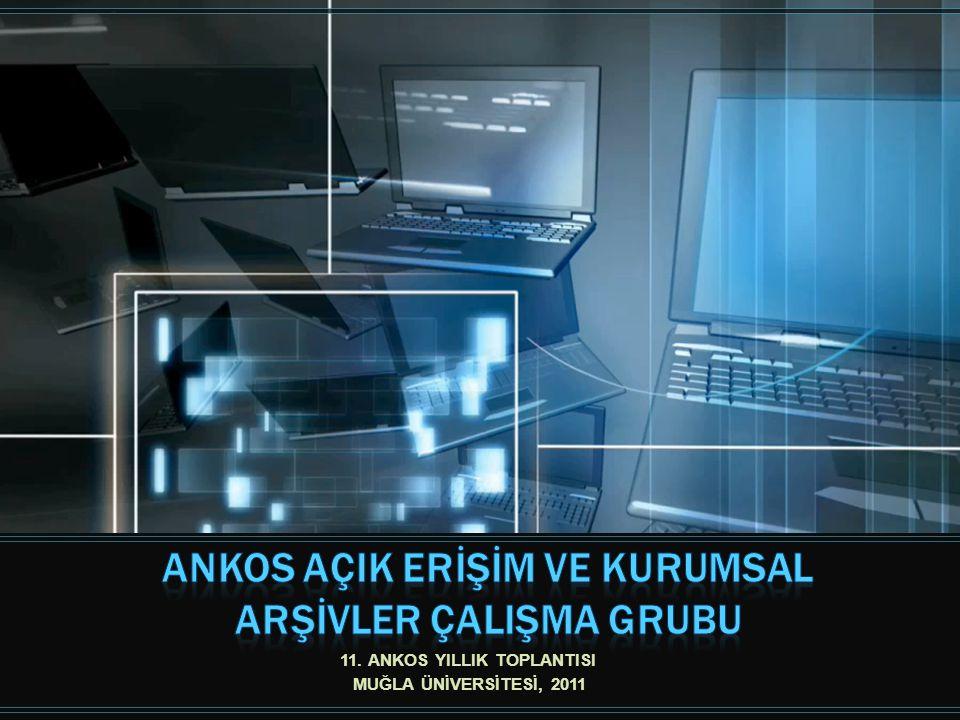11. ANKOS YILLIK TOPLANTISI MUĞLA ÜNİVERSİTESİ, 2011