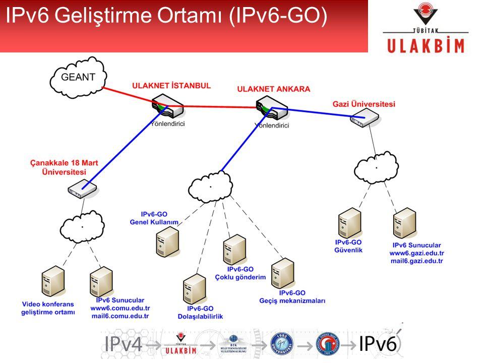 IPv6 Geliştirme Ortamı (IPv6-GO)