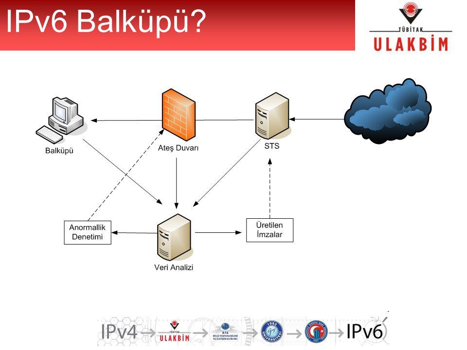 IPv6 Balküpü?