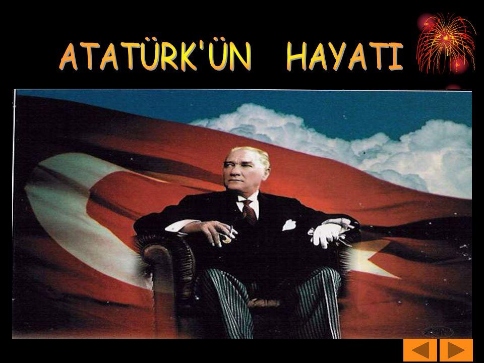 Mustafa Kemal, askeri ortaokulu ve askeri liseyi başarıyla tamamladı.