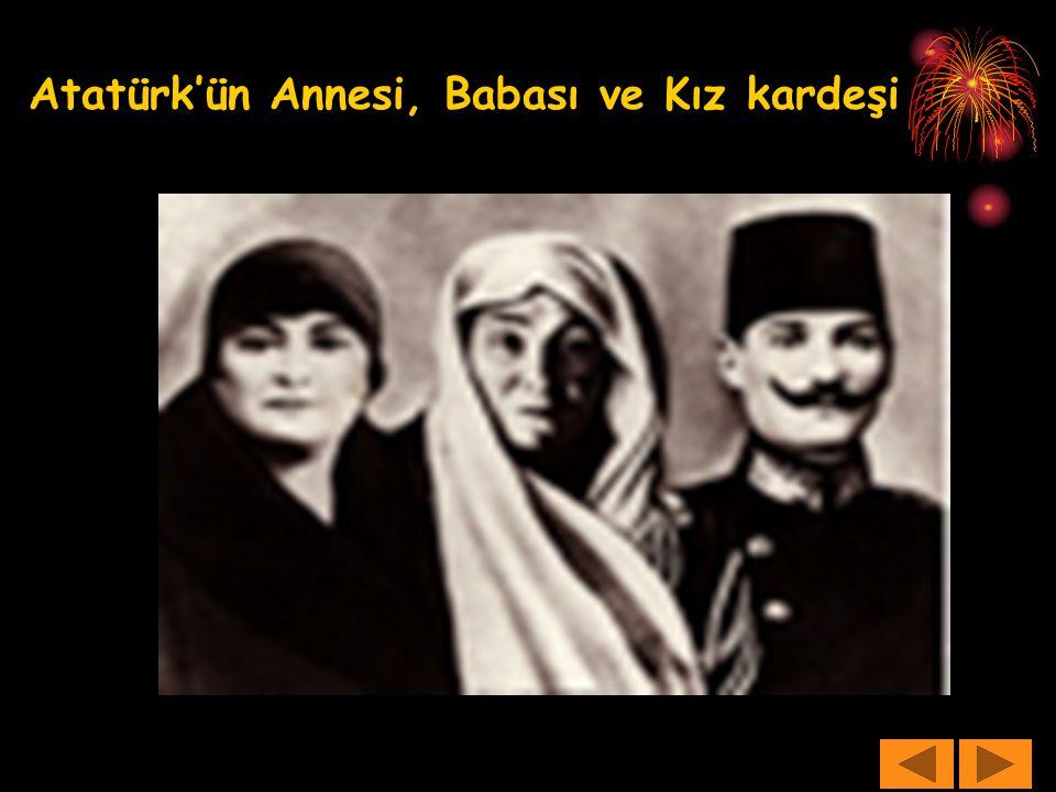 DEĞERLENDİRME SORULARI 5- Atatürk'e Kemal adını hangi öğretmeni verdi.