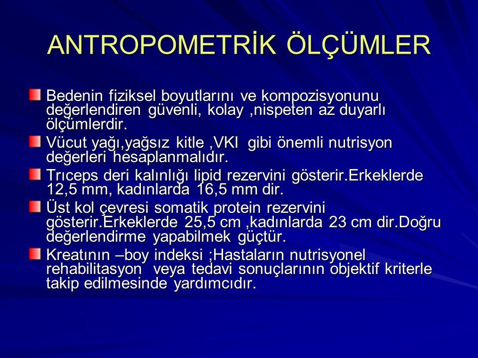 Human Albumin VerilmeEndikasyonlarının Değerlendirildiği Çalışmalarda Ocak-Aralık 2003 KTÜ Tıp Fak.