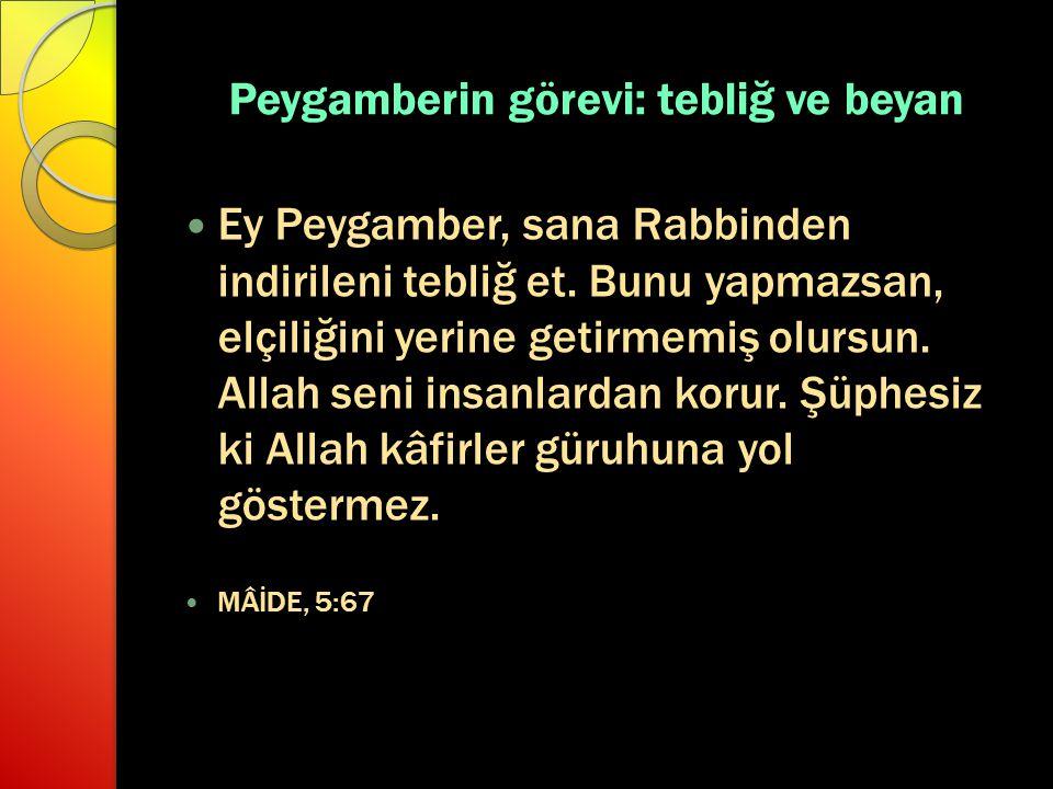 Allah sevgisinin şartı De ki: Eğer Allah'ı seviyorsanız bana uyun ki Allah da sizi sevsin ve günahlarınızı bağışlasın.