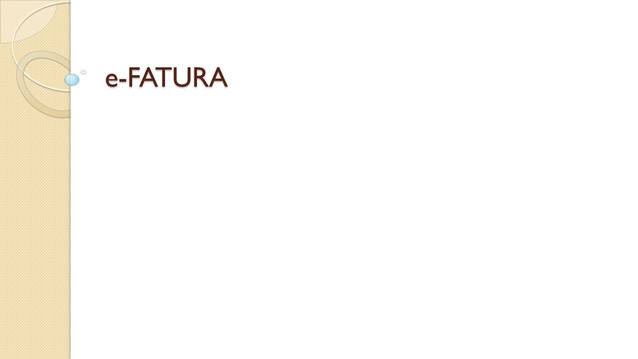 G İ B E-FATURA PORTALI E-Fatura Portal Yöntemi Gelir İdaresi Başkanlığı tarafından www.efatura.gov.tr internet adresinden ücretsiz olarak sunulan bir e-fatura uygulaması hizmetidir.