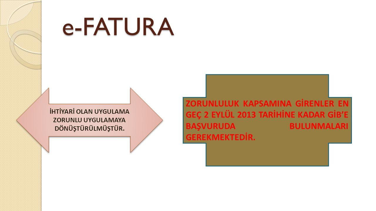 e-FATURA PORTALINDAN TESP İ T ED İ LEN ÖZEL DURUMLAR e-Fatura portalında fatura ikiye ayrılmaktadır: 1- Satış Faturası, 2- İ ade faturası, e-Fatura portalında fatura ikiye ayrılmaktadır: 1- Satış Faturası, 2- İ ade faturası, İPTAL FATURASINDA BAHSEDİLMEMİŞTİR.!!!!