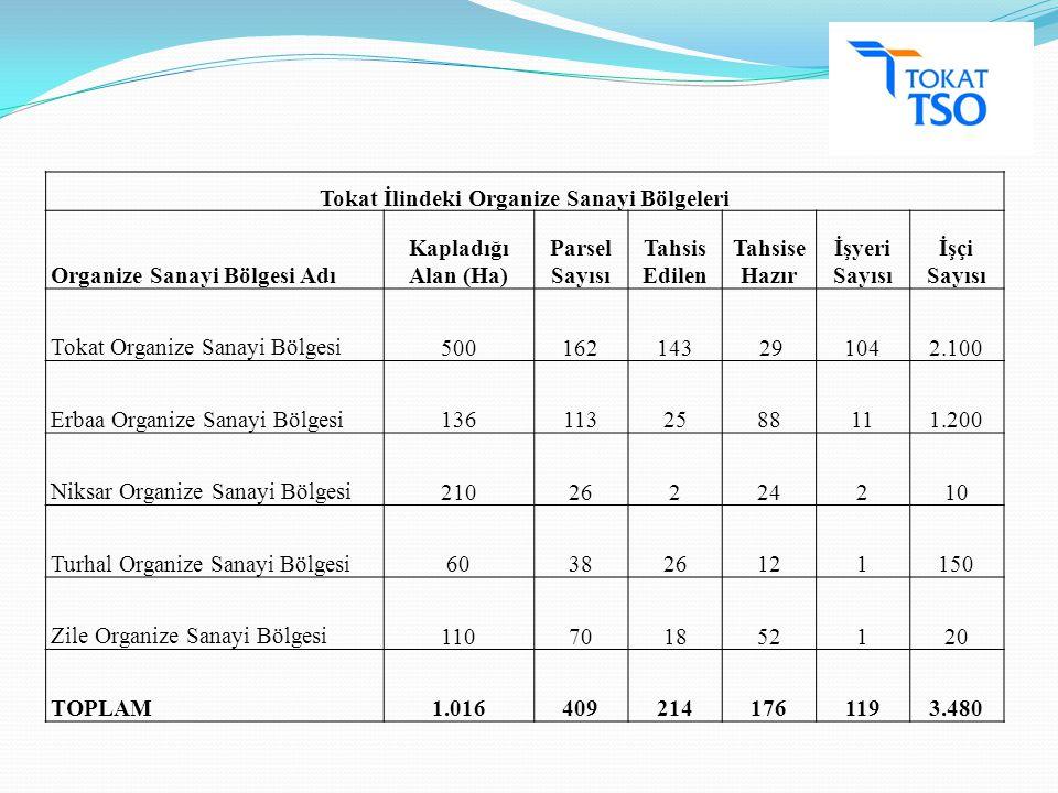 Tokat'ın ticaret ve sanayide nerede olduğunu birbirimize anlatmak yerine, neden geri kaldığımızı sorgulamalıyız.