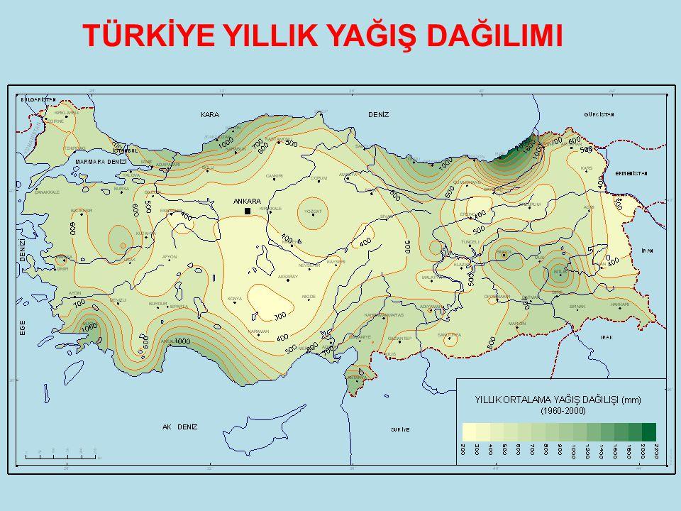 Türkiye Sektörel Su Tüketim Oranı 2008–2023 (Kaynak:DSİ) TÜRKİYE SU TEMİNİ VE TÜKETİMİ 2008 Sulama : 34 milyar m 3 (74%) İçmesuyu : 7 milyar m 3 (15%) Endüstri : 5 milyar m 3 (11%) TOPLAM : 46 milyar m 3 2023 Sulama : 72 milyar m 3 (64%) İçmesuyu : 18 milyar m 3 (16%) Endüstri : 22 milyar m 3 (20%) TOPLAM : 112 milyar m 3 Endüstri 11% İçme Suyu 15% Sulama 74% Endüstri 20% İçme Suyu 16% Sulama 64%