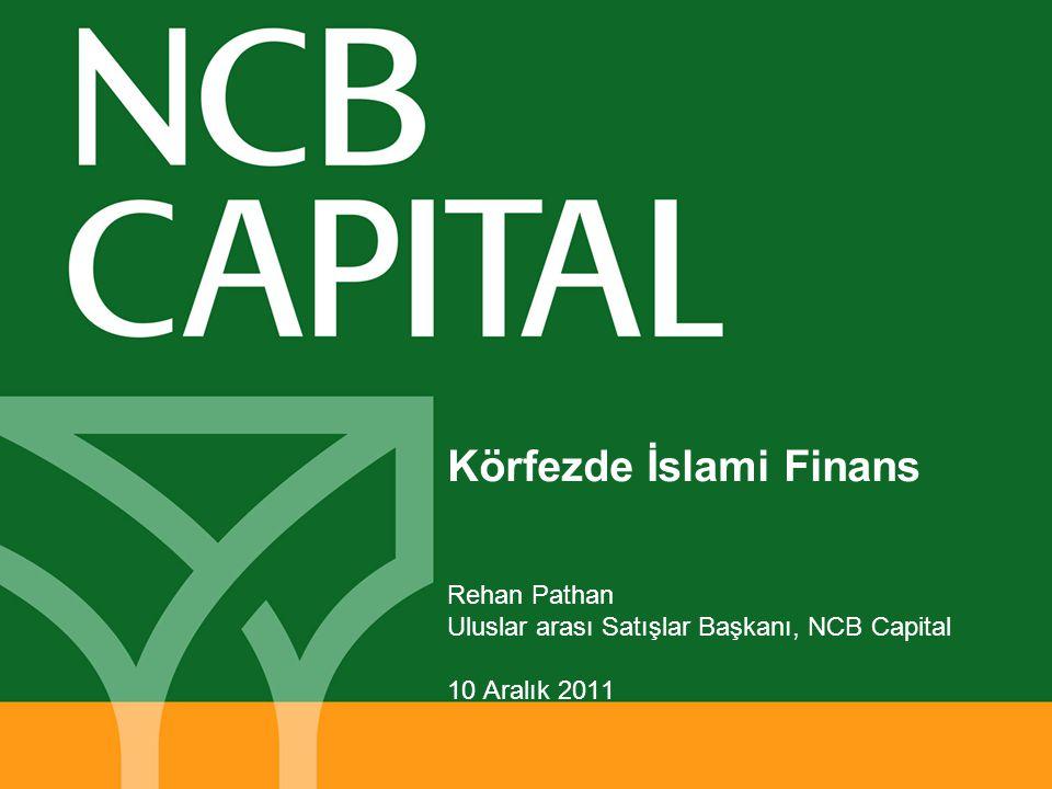 50'lerden bu yana İslami finansın büyümesi  Deneyimler (50'ler ve 60'lar) 1956: Tabung Hajji (Malezya) 1963 – 1967: Mit Ghamr (Mısır) 1970: İslam Ülkeleri Teşkilatı (OIC) 1973: Petrol şokları ve artan petrol fiyatları 1974: İslam Kalkınma Bankası (IKB) ve Fıkıh Akademisi 1975: Dubai İslam Bankası 1976: İslam Ekonomisi üzerine İlk Uluslar arası Konferans 1979: Pakistan ekonomiyi 'İslamileştiriyor'; İran Devrimi