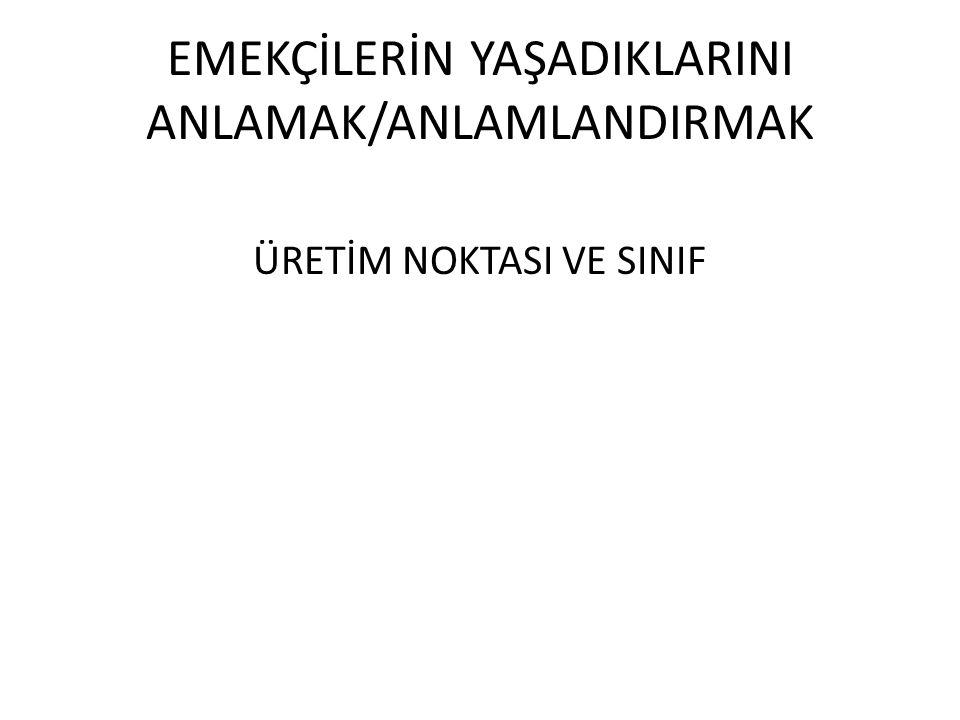 Türkiye'de Sağlık 1.Esneklik: Sözleşmeli Personel 2.