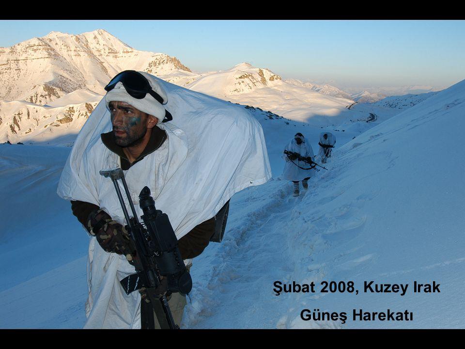 34 TASNİF DIŞI Şubat 2008, Kuzey Irak Güneş Harekatı