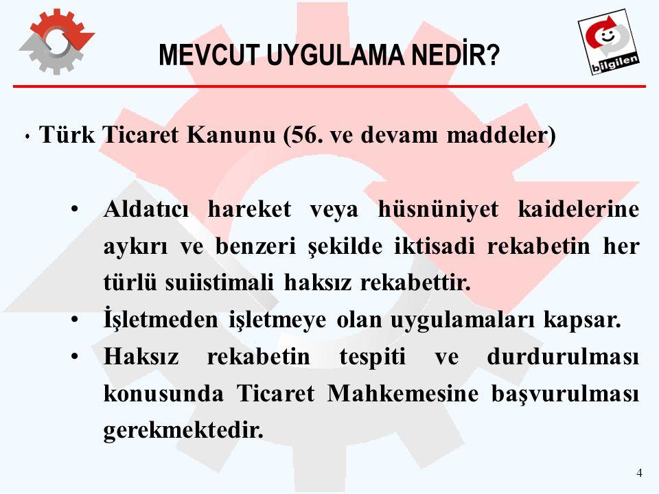 4 Türk Ticaret Kanunu (56.